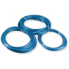 PARTS UNLIMITED BLUE POLYURETHANE FUEL LINE