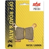 SBS BRAKE PADS AND SHOES