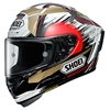 SHOEI X FOURTEEN MARQUES METIG 2 FULL FACE HELMET
