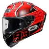 SHOEI X FOURTEEN MARQUES 4 FULL FACE HELMET