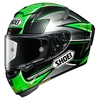 SHOEI X FOURTEEN LAVERTY FULL FACE HELMET