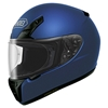 SHOEI RF-SR MATTE METALLIC SOLD COLOR FULL-FACE HELMET
