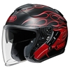 SHOEI J-CRUISE REBORN OPEN-FACE HELMET