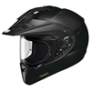 SHOEI HORNET X2 SOLID COLOR DUAL SPORT HELMET