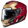 HJC RPHA 70 ST MARVEL IRON MAN HOMECOMING FULL-FACE HELMET