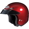 HJC CS 5N METALLIC SOLID COLOR OPEN FACE HELMET