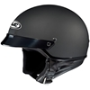 HJC CS 2N SOLID COLOR HALF HELMET