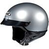 HJC CS 2N METALLIC SOLID COLOR HALF HELMET