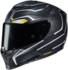 HJC RPHA 70 ST MARVEL BLACK PANTHER FULL-FACE HELMET