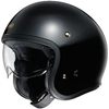 SHOEI J-O SOLID OPEN-FACE HELMET