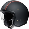 SHOEI J-O CARBURETTOR OPEN-FACE HELMET