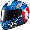 HJC RPHA 11 PRO MARVEL CAPTAIN AMERICA FULL-FACE HELMET