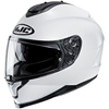 HJC C70 SOLID COLOR FULL-FACE HELMET