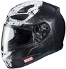 HJC CL-17 / CL-17 PLUS MARVEL PUNISHER 2 FULL-FACE HELMET