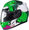 HJC CL-17 / CL-17 PLUS MARVEL HULK FULL-FACE HELMET