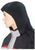 Aqua Barrier Fleece Under-the-Helmet Hood