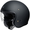 SHOEI J-O METALLICS AND MATTES OPEN-FACE HELMET
