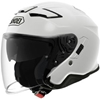 SHOEI J-CRUISE II SOLID COLOR OPEN-FACE HELMET