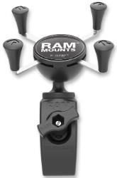 RAM MOUNTS RAM TOUGH-CLAW MOUNTS WITH UNIVERSAL X-GRIP PHONE CRADLE