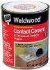 HYDRO TURF DAP WELDWOOD CONTACT CEMENT