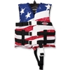 JET LOGIC STARS AND STRIPES CHILD / YOUTH LIFE VESTS