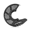 X-Brake Vented Carbon Fiber Front Disc Cover