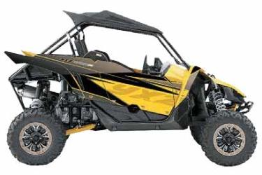 D COR UTV GRAPHIC KITS