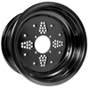 DWT ROK OUT DOUBLE ROLLED UTILITY WHEELS