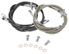 STREAMLINE UTV FRONT AND REAR BRAKE LINE KITS