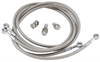 STREAMLINE ATV UNIVERSAL BRAIDED BRAKE LINE KITS
