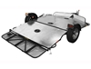 DROP TAIL STREET PRO 2200 POWERSPORT UTILITY TRAILER