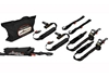 DROP TAIL STRAP TYES PREMIUM MOTORCYCLE TIEDOWN KIT