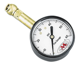 ACCUGAGE STANDARD TIRE GAUGE