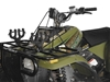 ALL RITE PRODUCTS GRASPUR GUN AND BOW RACK FOR ATVS