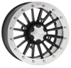 ITP SD-SERIES 14 IN. DUAL BEADLOCK MATTE WHEELS