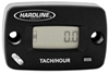 HARDLINE HOUR AND TACH METER