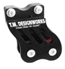 T.M. DESIGNWORKS HONDA TRX450R REAR CHAIN GUIDE AND DUAL POWERLIP ROLLERS