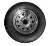 DROP TAIL SPARE AND REPLACEMENT WHEEL AND TIRE SET