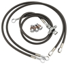 STREAMLINE ATV 3 LINE FRONT BRAKE LINE KITS