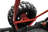 DRAGONFIRE RACEPACE BACKBONE MOUNT SPARE TIRE CARRIER