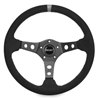 GRANT SUEDE SERIES STEERING WHEEL