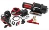 QUADBOSS 2500 LB WINCH WITH WIRE CABLE