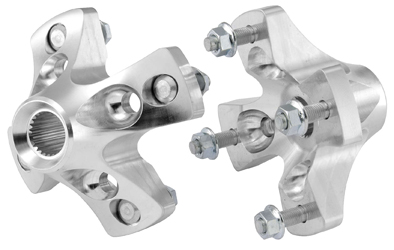 LONESTAR RACING TAPER LOC BILLET REAR WHEEL HUBS