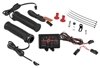HEAT DEMON ATV CLAMP-ON HEATED GRIP KIT