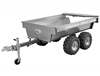 K&L WIDE UTILITY TRAILER