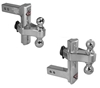 TRIMAX ALUMINUM DROP HITCH