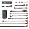 XK GLOW XK CHROME APP CONTROL STANDARD LED LIGHT KIT UTV 2 SEATER