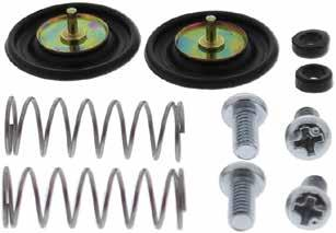 QUADBOSS AIR CUT-OFF VALVE KIT