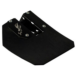 DRAGONFIRE RACING MULTI-FIT MUD FLAP FOR TRAILING ARMS