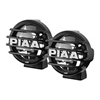 PIAA LP SERIES LED DRIVING LIGHT KIT WITH BLACK MESH GRILLS